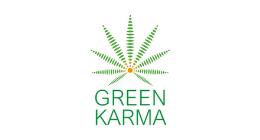 logo green karma verde
